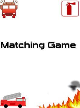 Fireman Kids Game - Free poster