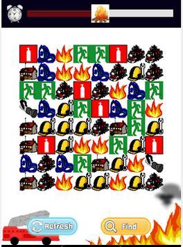 Fireman Kids Game - Free screenshot 1