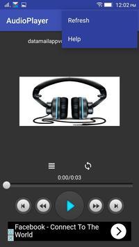 Audio Player screenshot 3