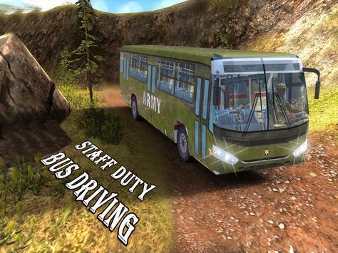 Army Offroad Truck Simulator screenshot 3