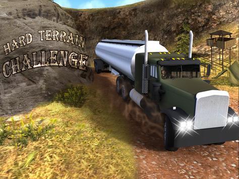 Army Offroad Truck Simulator screenshot 2