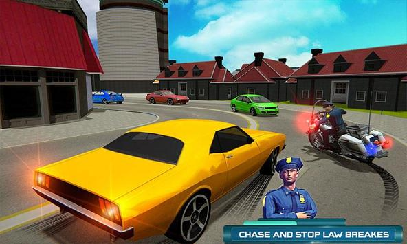 Traffic police officer traffic cop simulator 2019 poster