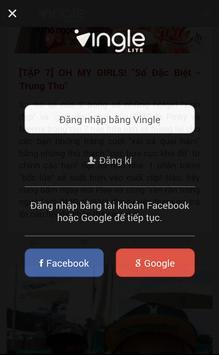 Vingle Lite β apk screenshot