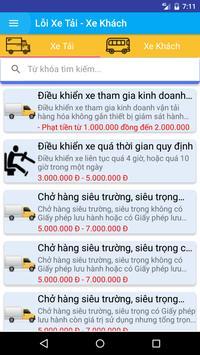 Loi Giao Thong 2017 screenshot 3