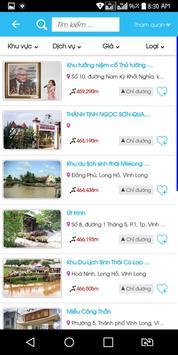 Vinh Long Tourism apk screenshot