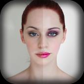 Makeup to photoshop icon