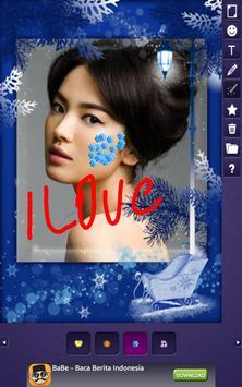 Makeup to photoshop apk screenshot