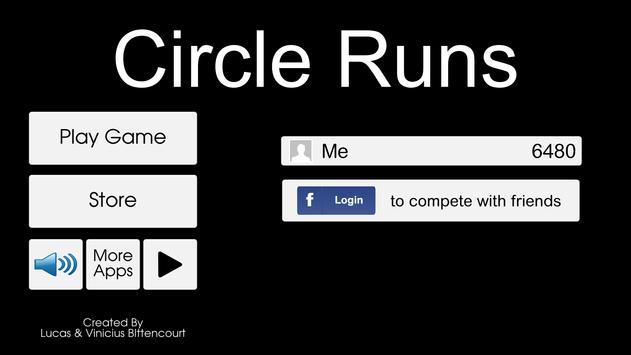 Circle Runs apk screenshot