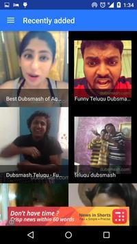 dubsmash videos telugu