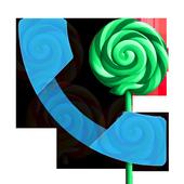 Lollipop Dialer icon