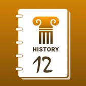 Sổ tay Lịch Sử 12 icon
