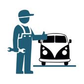 Vintage VW SOS (Australia) icon