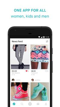 Vinted - Sell Buy Swap Fashion apk screenshot