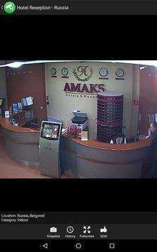Web Camera Online: CCTV IP Cam Video Surveillance screenshot 11