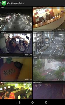 Web Camera Online: CCTV IP Cam Video Surveillance screenshot 16