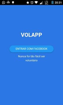 VOLAPP poster