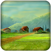 Painting Backgrounds Wallpaper icon