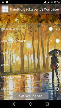 Painting Backgrounds Wallpaper apk screenshot