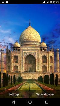 Taj Mahal HD wallpaper apk screenshot