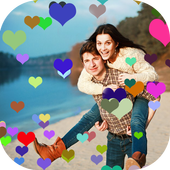 Heart Photo Effect Animation icon