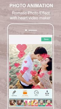 Heart Photo Effect Animation screenshot 11
