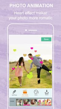 Heart Photo Effect Animation screenshot 8