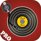 Vinyl Music Player Pro icon