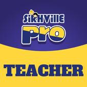 SikhvillePro Teacher icon