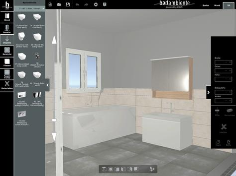 badambiente Badplaner für Android - APK herunterladen