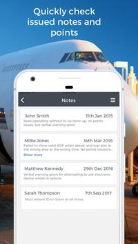 AIRDAT VISA screenshot 5