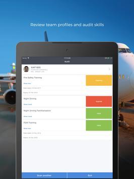 AIRDAT VISA screenshot 13