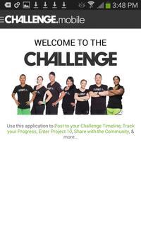 Challenge  Mobile poster