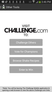 Challenge  Mobile apk screenshot