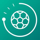 futebol.com: resultados de futebol e notícias ícone