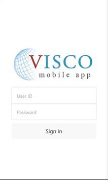 VISCO poster