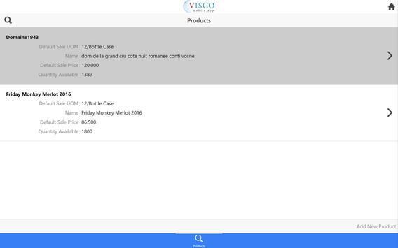VISCO screenshot 6