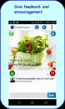 Eatsum buddy apk screenshot