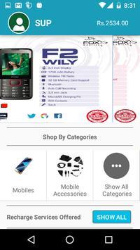 Uva Retail screenshot 2