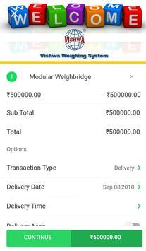 Vishwa Weighing System - Weighbridge Manufacturer screenshot 6