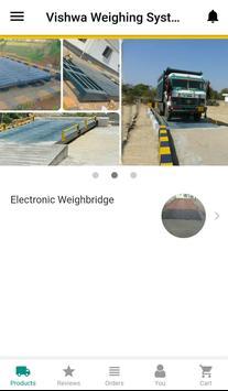 Vishwa Weighing System - Weighbridge Manufacturer screenshot 7