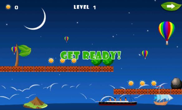 Little Harry Adventure screenshot 1