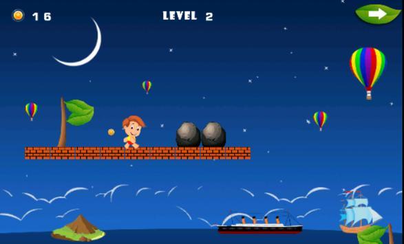 Little Harry Adventure screenshot 2