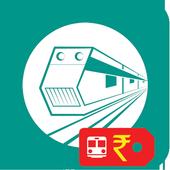 VRail - PNR Status and Trains icon