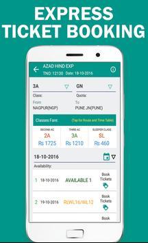 VRail - PNR Status and Trains apk screenshot