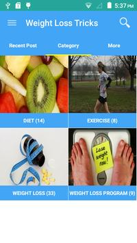 Tricks To Weight Loss screenshot 3