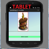 5 yas birlestirme oyunu tablet icon