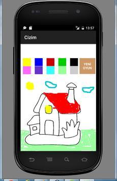 4 Age Painting Educational Gam screenshot 1