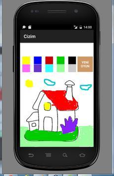 4 Age Painting Educational Gam screenshot 2
