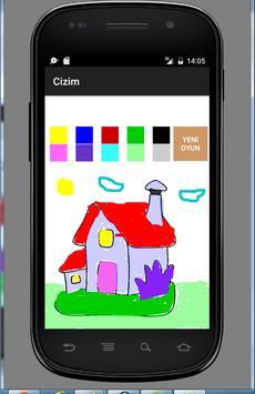 4 Age Painting Educational Gam screenshot 3