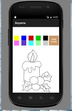 4 Age Painting Educational Gam screenshot 4